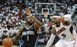 Arenas, Gilbert Arenas, NBA, basquete