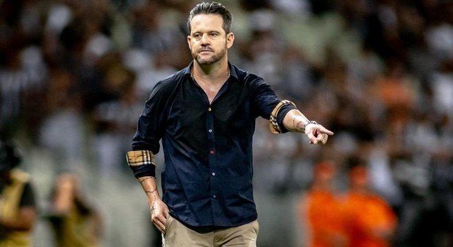 Após empate com ABC, pela Copa do Nordeste, técnico foi demitido
