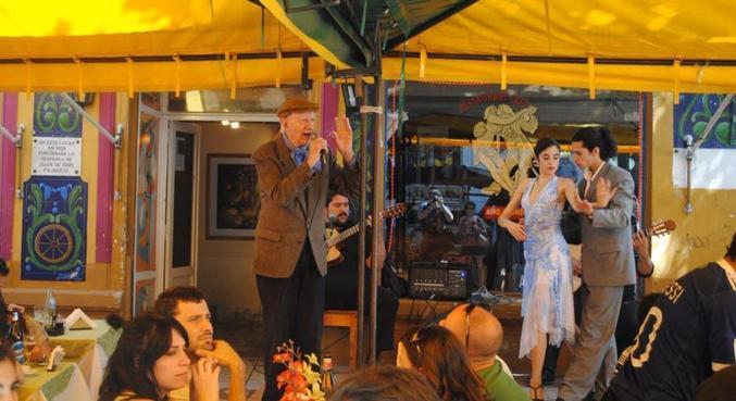 O tango é um patrimônio cultural de Buenos Aires