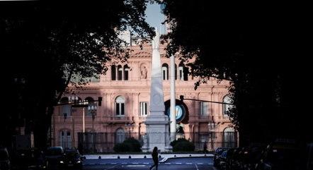 A Casa Rosada, sede da Presidência da Argentina e um dos pontos turísticos do país