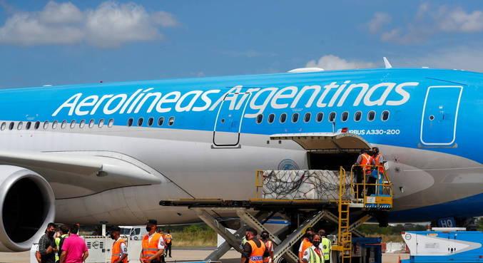 Argentina reduz em 50% os voos ao Brasil por nova variante do coronavírus