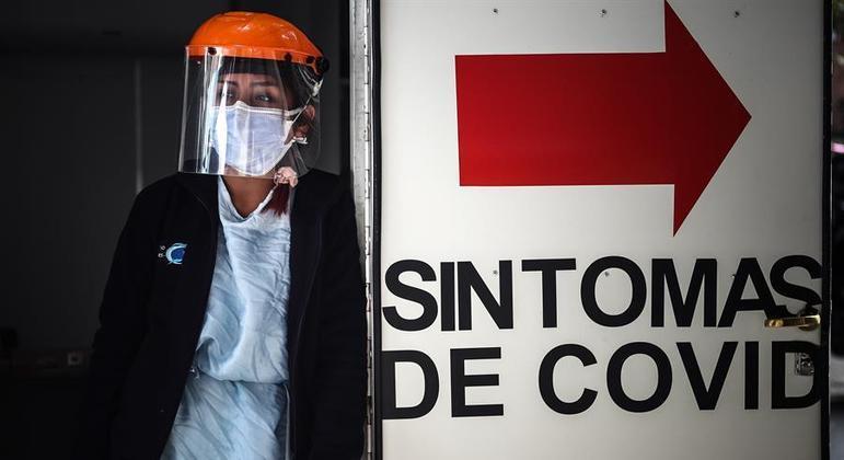 Argentina tenta conter a segunda onda de covid-19 no país