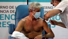 Argentina começa vacinação contra covid com profissionais da saúde