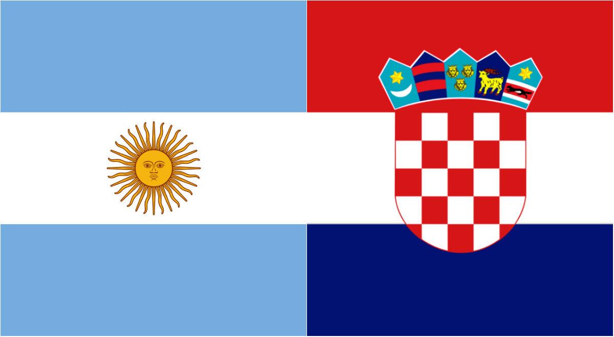 Resultado de imagem para Croacia x Argentina