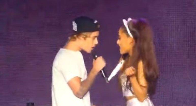 Ariana Grande & Justin Bieber