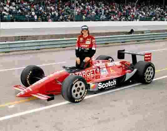 Arie Luyendyk é o único holandês vencedor da Indy 500. Triunfou em 1990 e 1997