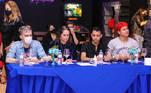 A final do concurso aconteceu no Shopping Tietê Plaza e Aritana foi uma das juradas