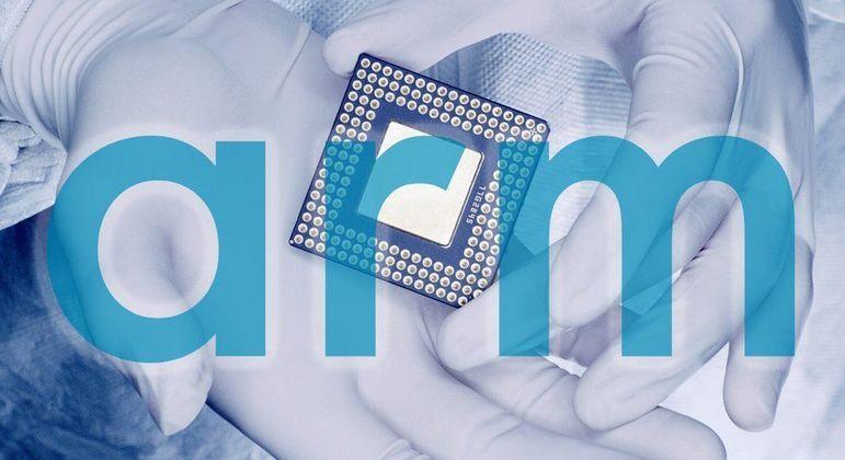 A Arm é referência na produção de chips e tecnologias usadas em smartphones