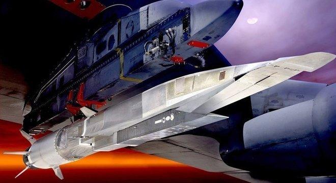Os mísseis de cruzeiro hipersônicos possuem um sistema de propulsão que quebra a barreira do som várias vezes