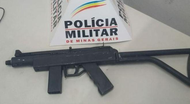 Em Minas Gerais, 276 submetralhadoras foram encontradas
