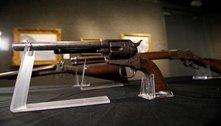 Arma que matou Billy the Kid é vendida em leilão por R$ 31 milhões