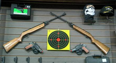 Posse não permite uso da arma fora de casa