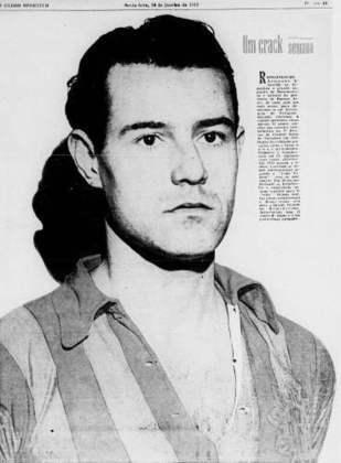 Armando Renganeschi - 107 jogos: zagueiro argentino fez parte do São Paulo entre 1944 e 1948. Marcou um gol pelo clube.