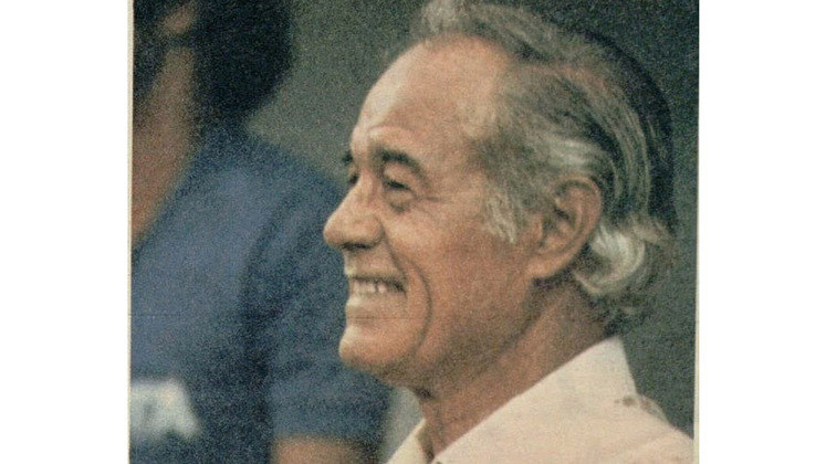 ARMANDO RENGANESCHI - Dirigiu vários clubes pelo país, com destaque no entanto para o título estadual com o Flamengo, em 1965, mas também pelo Coritiba, no paranaense de 1974.