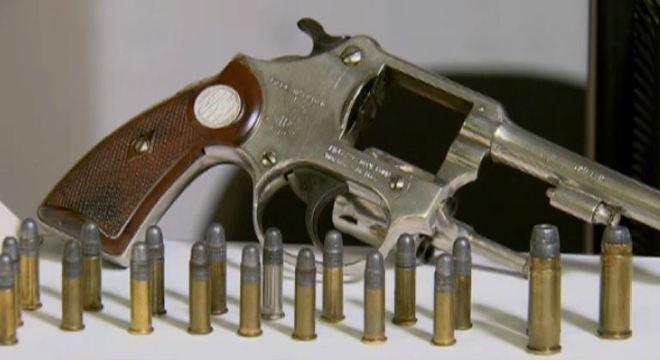 Semelhantes às armas reais, réplicas esportivas são desviadas para o crime