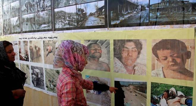 Bashar al-Assad nega estar por trás do ataque químico contra a cidade de Douma