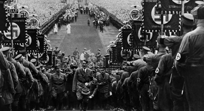 Armas químicas foram desenvolvidas pelos nazistas