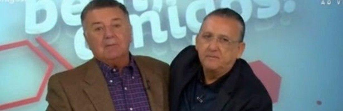 Saiba quem pode substituir Arnaldo César e Galvão Bueno na Globo