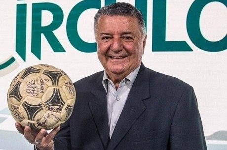 Arnaldo Cezar Coelho, ex-árbitro e ex-comentarista de arbitragem da Globo