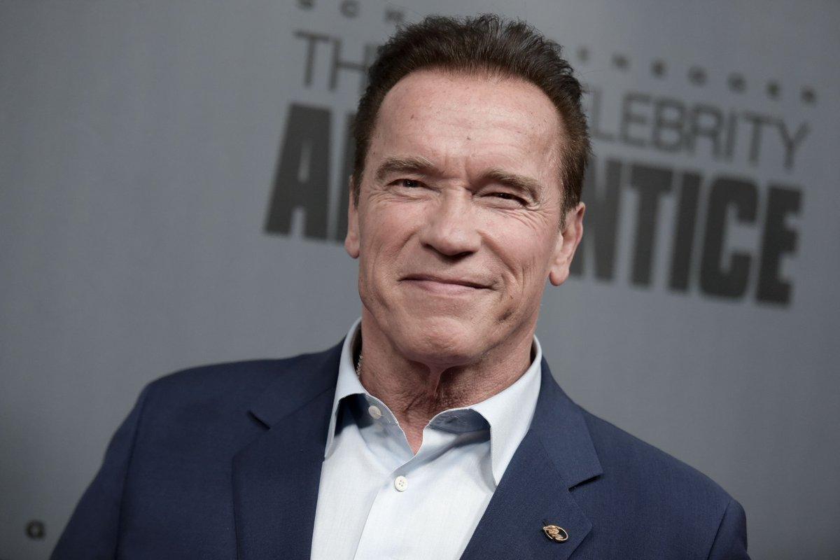 Resultado de imagem para Arnold Schwarzenegger é submetido a cirurgia de emergência no coração noticias ao minuto