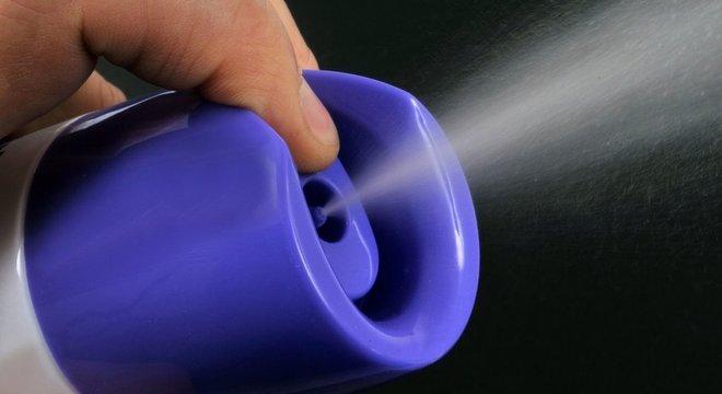 Formaldeídos obtidos com a liberação de alguns produtos químicos no ambiente podem levar a doenças como asma e câncer