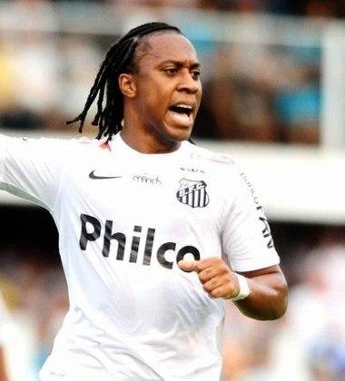 Arouca - Jogando a Copado Brasil em clubes como Santos e Palmeiras, o volante jogou 64 jogos pela competição. Venceu em 2010 com o Peixe e em 2015 no Verdão.