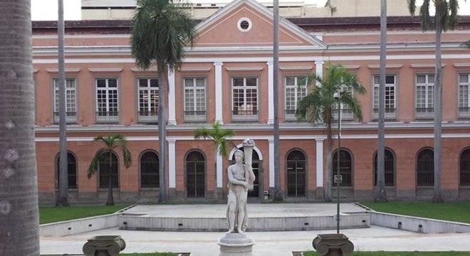 Arquivo Nacional também fica localizado no Rio de Janeiro