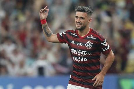 Arrascaeta hoje defende o Flamengo, mas um dia...