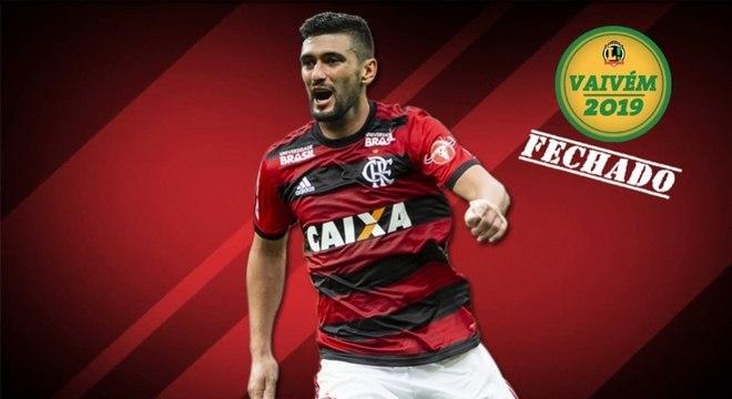 Arrascaeta, contratação do Flamengo para a temporada 2019