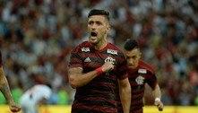 Guerra. Diretoria do Flamengo enfrenta Arrascaeta