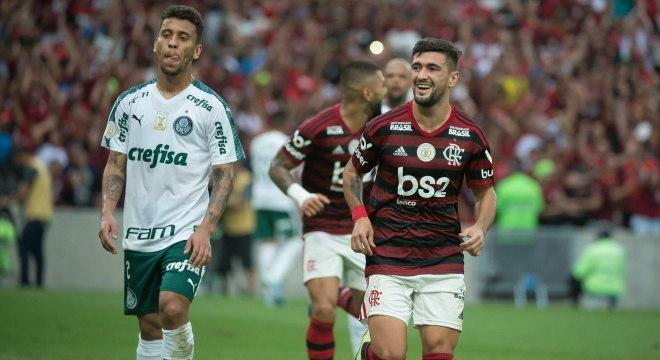 Dominante nos últimos confrontos, Flamengo vai jogar bem desfalcado contra Verdão