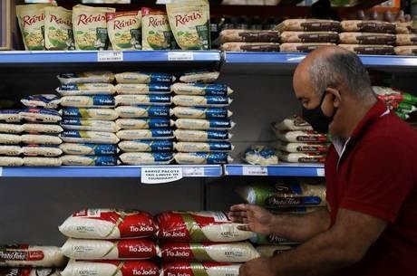 EUA já vendeu 35 mil ton. de arroz para o Brasil em 2020