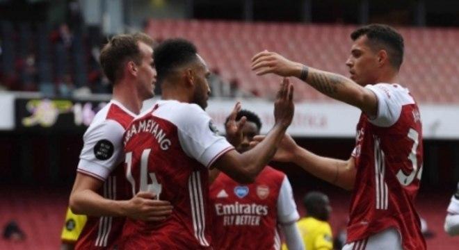 Arsenal x Watford