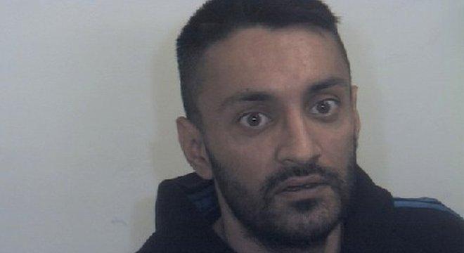 Arshid Hussain foi condenado a 35 anos de prisão em 2016 pelo estupro de diversas menores