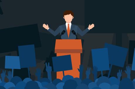 Candidatos fazem campanha a três dias da eleição
