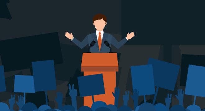 Confira a agenda dos candidatos à Prefeitura do Rio