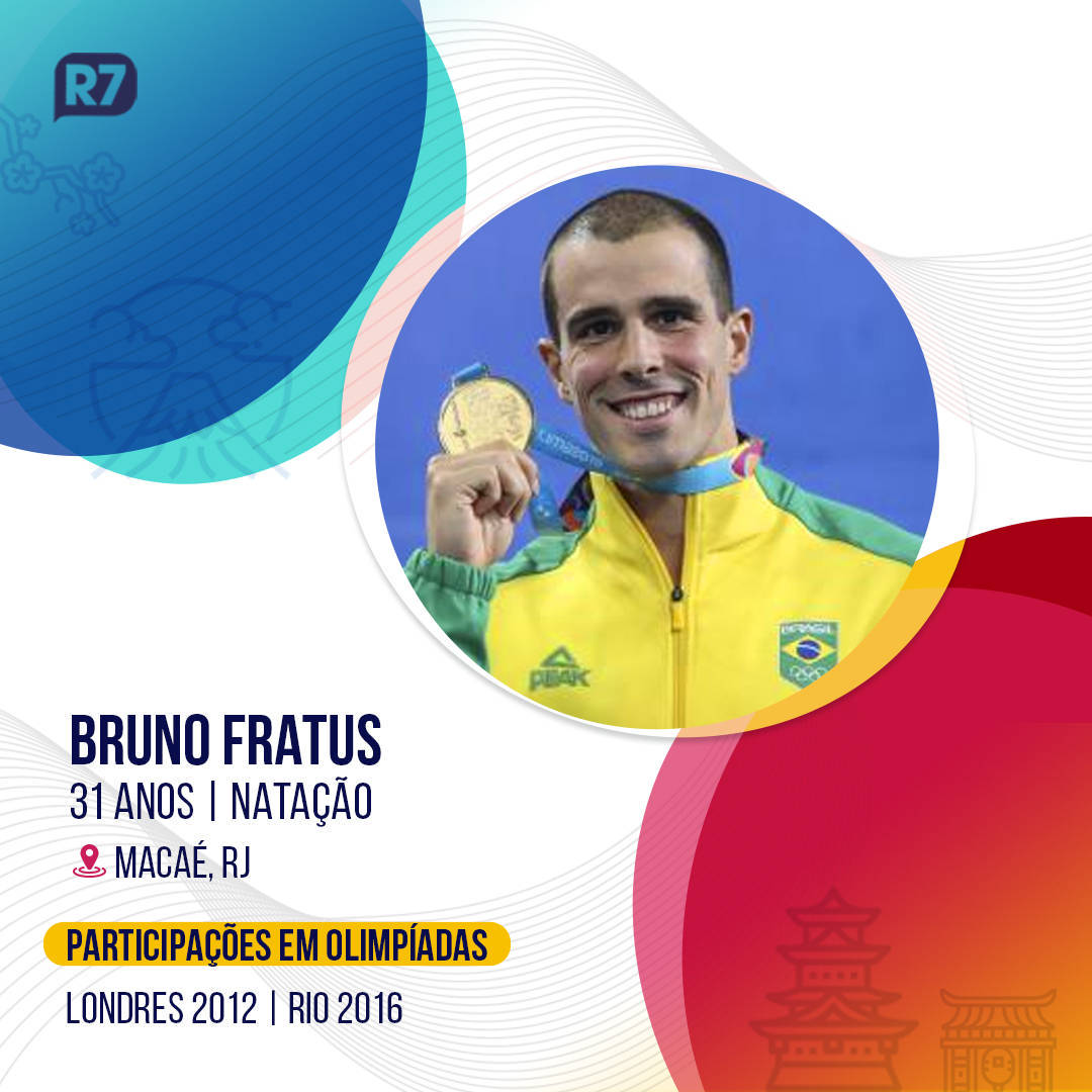Fratus tem quatro medalhas em mundiais e sete em Jogos Pan-Americanos