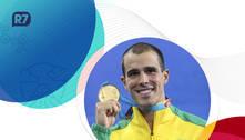 Bruno Fratus deixa redes sociais de lado por medalha em Tóquio 2020