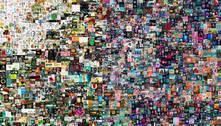 Obra de arte digital é vendida por quase US$ 70 milhões