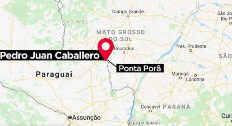 Projeto prevê reforço policial na fronteira entre Brasil e Paraguai