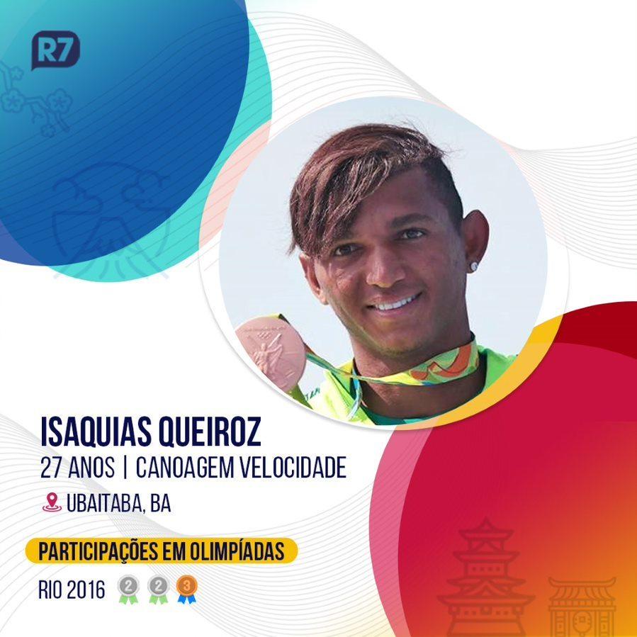 Isaquias, que ficou 21 meses sem competir, garantiu prata em etapa da Copa do Mundo