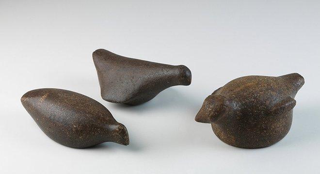 A coleção do museu tinha itens extraídos dos sambaquis, estruturas produzidas até 6 mil anos atrás