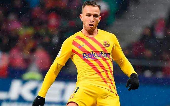 Arthur - Destino: Juventus, da Itália - Valor: 72 milhões de euros (R$ 464 milhões), com bônus estipulados em 10 milhões de euros (R$ 64 milhões).