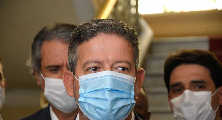 Deputado Federal Arthur Lira (PP-AL) buscou apoio em Pernambuco