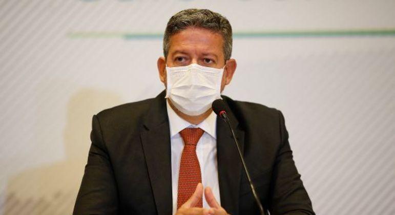 Deputado Arthur Lira (PP-AL), candidato à presidência da Câmara dos Deputados