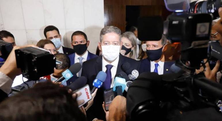 Entrevista do novo presidente da Câmara, dep. Arthur Lira (PP - AL)