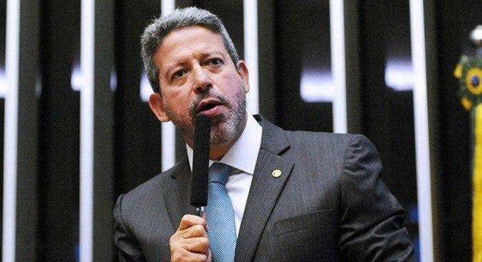 O deputado Arthur Lira (PP-AL)  é candidato à presidência da Câmara