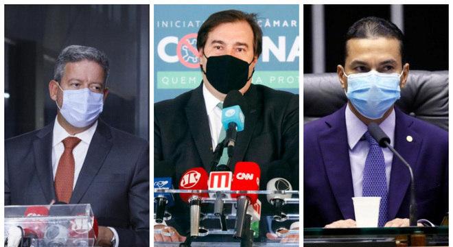 """Arthur Lira já é candidato, Maia formou bloco e Marcos Pereira será """"terceira via"""""""