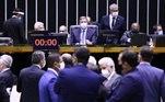 Câmara aprova reforma política que prevê o distritão