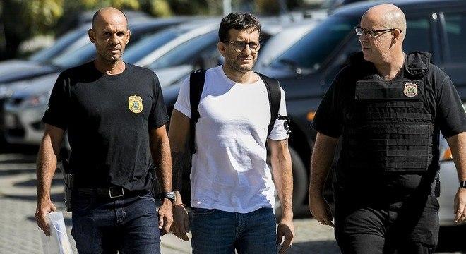 Arthur Mário Pinheiro Machado foi preso temporariamente nesta quinta em SP